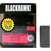 BLACKHAWK S&W M&P Shield Holster PLUS Single Magazine CASE