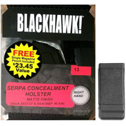 BLACKHAWK GLOCK 20 21 37 S&W M&P 9 40 45 Holster PLUS Magazine CASE