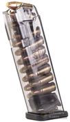 ETS Gen1-4 Glock 17 18 19 26 34 9mm 17Rd Magazine SMOKE GLK-17