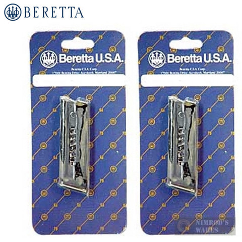 BERETTA JM21 Model 21 22LR 7Rd Magazine Factory