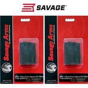 SAVAGE BMAG .17 WSM 8 Round Rotary Magazine 2-PACK 90020