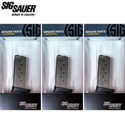Sig Sauer P938 9mm 7 Round Magazine 3-PACK MAG-938-9-7