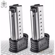 Springfield XD-S XDS 9mm 9 Round Magazine 2-PACK XDS09061