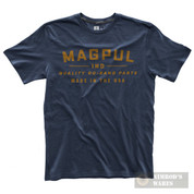 "MAGPUL ""Quality Go-Bang Parts"" T-Shirt NVY MED MAG740-410-M"