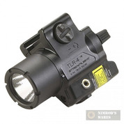 STREAMLIGHT TLR-4 125 Lumen Tactical Weapon Light w/ LASER 69240