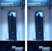 2-Pack Sig Sauer P226 9mm 10Rd Factory Magazine MAG226-9-10