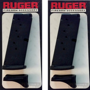 Ruger LC380 LC 380 .380 ACP 7 Round Magazine 2-PACK 90416 OEM
