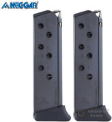 Mec-Gar MGWPPKSFRB Walther PPKS PPK/S 380ACP 7 Round Magazine 2-PACK