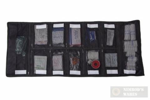 12 SURVIVORS First Aid/Survival/Prepper RollUp Kit TS42000B