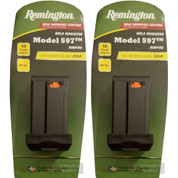 REMINGTON 597 22LR .22 10 Round Magazine 2-PACK 19654 OEM