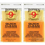 Hoppe's Quick Clean RUST & LEAD Remover Cloth 2-PACK 1215