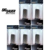 Sig Sauer P938 9mm 7 Round Magazine 5-PACK MAG-938-9-7