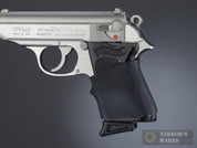 "Hogue 18000 NEW Jr. Universal ""Pocket Pistol"" Grip Sleeve BLACK"