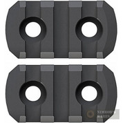 MAGPUL M-LOK Polymer Rail Section 3-Slots MAG589 2-PACK