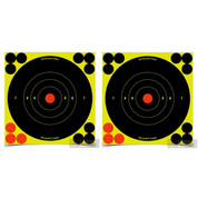 Birchwood Shoot*N*C 24 Reactive Targets 288 Pasters 34512