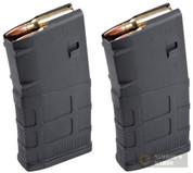 MAGPUL PMAG 20 LR/SR GEN M3 SR25 M110 7.62x51mm .308 Winchester Magazine 2-PACK MAG291-BLK
