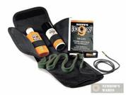 Hoppe's 34010 Rifle Cleaning Kit .17 HMR Boresnake+Solvent+Oil/Cloth