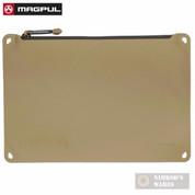 MAGPUL DAKA Storage Pouch w/ Carabiner Points LG FDE MAG858-245