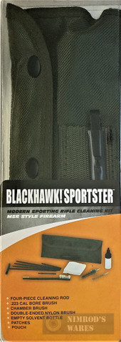 BLACKHAWK Sportster MSR .223 5.56 CLEANING Kit + Pouch 970027