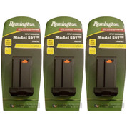 REMINGTON 597 22LR .22 10 Round Magazine 3-PACK 19654 OEM