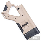 "HERA Arms CQR ""Featureless"" Buttstock CA-Version AR15/M4 TAN HERA12.13CA"