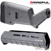 MAGPUL Mossberg 590/590A1 STOCK + FOREND MAG490-GRY/MAG494-GRY