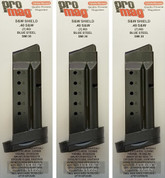 ProMag S&W Smith & Wesson M&P SHIELD .40SW 7 Round MAGAZINE SMI30 3-PACK