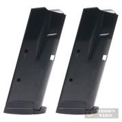 SIG SAUER P250SC 40SW .357 10 Round Magazine 2-PACK MAG-250SC-43-10