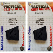 PACHMAYR Glock 43 Tactical Grip Glove Sleeve 2-PACK 05161