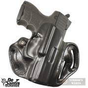 DeSantis S&W M&P 45 SPEED Scabbard HOLSTER Leather 002BAR1Z0
