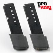 ProMag TAURUS PT709 PT-709 SLIM 9mm 10 Round MAGAZINE 2-PACK TAU22