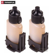 MAGPUL MOE Grip Core 2-PACK for 1/2 oz Lubrication Bottle MAG059-BLK
