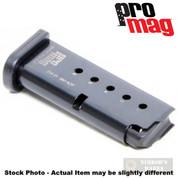 PROMAG Diamondback DB380 .380 ACP 6 Round MAGAZINE DIA01
