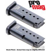 PROMAG Diamondback DB380 .380 ACP 6 Round MAGAZINE 2-PACK DIA01