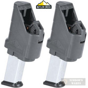 Butler Creek ASAP Double Stack MAGAZINE LOADER 2-PACK .380-.45ACP BCA2XSML