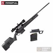 MAGPUL HUNTER 700L Remington 700 Long Action STOCK + Magazine Well + Magazine MAG483-BLK MAG489-BLK