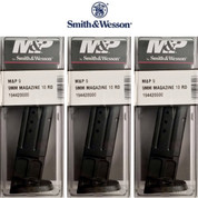 S&W M&P 9mm 10 Round Magazine 3-PACK 19442