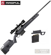 MAGPUL HUNTER 700L Remington 700 Long Action STOCK + Magazine Well + Magazine MAG483-GRY MAG489-BLK