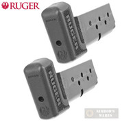 RUGER LCP II 7 Round .380 ACP Extended MAGAZINE 2-PACK 90626