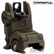 MAGPUL MAG248-OD MBUS Gen2 REAR Flip-Up Back-Up Sight