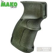 MAKO AK-47 AK-74 7.62 GRIP Mil-Spec Polymer w/ Storage AG-47S-OD