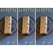 Beretta BU9 Nano 9mm 6 Round SS Magazine 3-PACK JM6NANO9