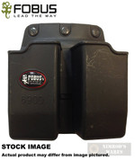FOBUS Glock H&K 9mm 40SW Double-Stack MAGAZINE POUCH Belt 6900BH