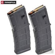 MAGPUL PMAG 30 Gen M3 AR15 M4 30 Round Magazine 2-PACK BLK MAG557-BLK