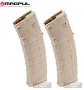 MAGPUL PMAG 40 Magazine 2-PACK AR/M4 Gen M3 5.56X45mm NATO MAG233-SND