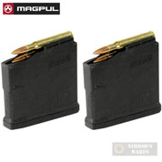MAGPUL Long Action 5 Round MAGAZINE 2-PACK Hunter 700L Standard MAG671-BLK
