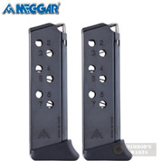 Mec-Gar WALTHER PPK .32 ACP 7 Round MAGAZINE 2-PACK MGWPPK32FRB