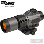 Sig Sauer ROMEO6H Red Dot SIGHT 1x30mm 2 MOA SOR61011 - Add to cart for sale price!