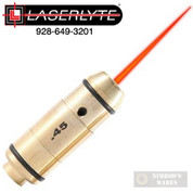 LaserLyte Pistol Training LASER Cartridge .45 ACP LT-45