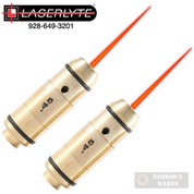 LaserLyte Pistol Training LASER Cartridge 2-PACK .45 ACP LT-45